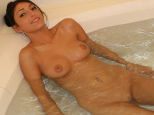 Free Ex Girlfriend Porn Starts With Jacuzzi